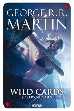 Book Wild Cards 3: Jokers Salvajes by George R. R. Martin