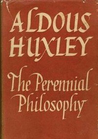 Book The Perennial Philosophy by Aldous Huxley