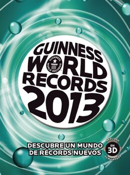 Book Guinness World Records 2013 by Guinness World Records