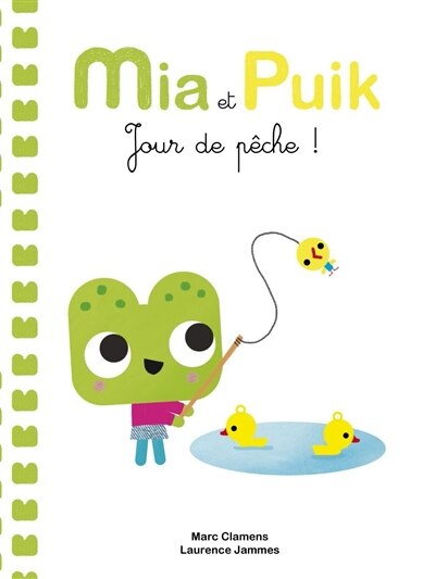 Mia et Puic by Marc Clamence