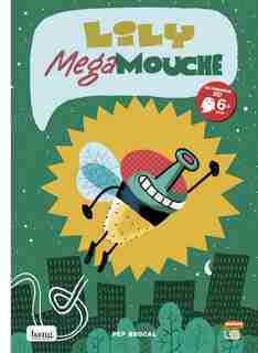 Lily mega mouche by Pep Brocal