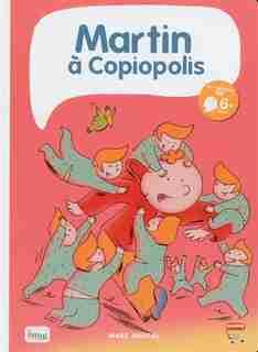 Martin à Copiopolis by Marc Brocal