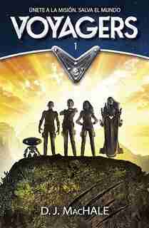 Voyagers/ Voyagers: Game Of Flames by D. J. MacHale