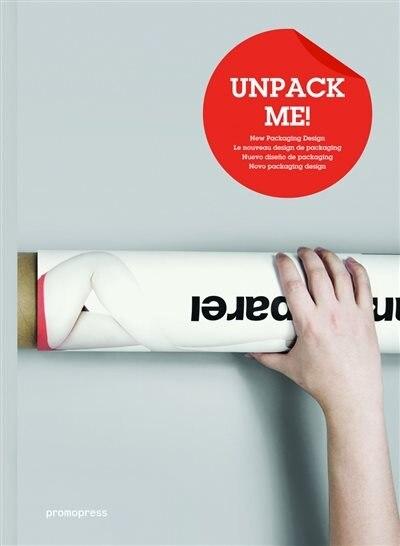 Unpack Me!: New Packaging Design by Wang Shaoqiang