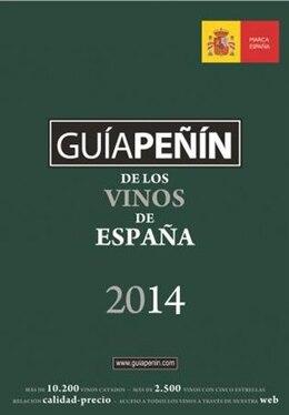 Book Guía Peñín De Los Vinos España 2014 by Pierre