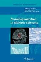 Neurodegeneration in Multiple Sclerosis