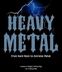 Book Heavy Metal by Kory Grow
