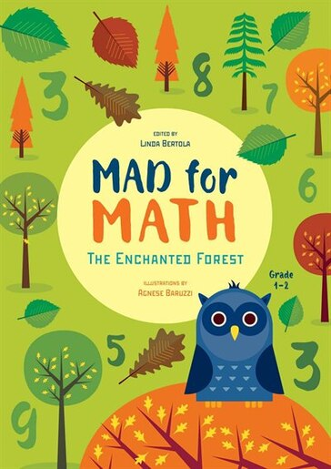 Indigo Books Root Mad For Math Grade 1 2 The Enchanted Forest By Linda Bertola