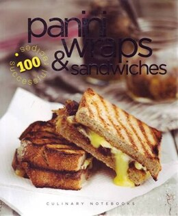 Book Panini Wraps & Sandwiches by Na