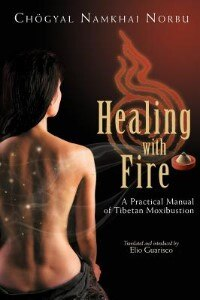 Healing With Fire by Norbu Namkhai