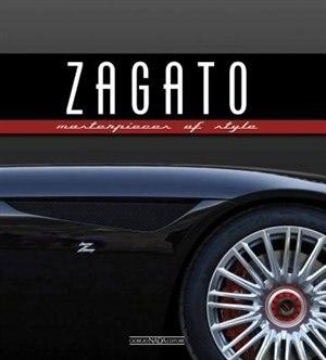 Zagato: Masterpieces Of Style by Luciano Greggio