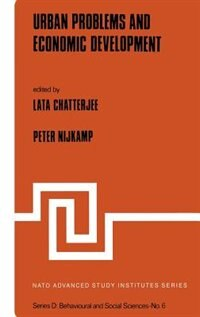 Urban Problems and Economic Development by L. Chatterjee