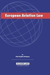 European Aviation Law