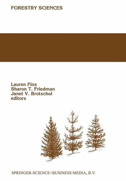 Handbook of Quantitative Forest Genetics by Lauren Fins
