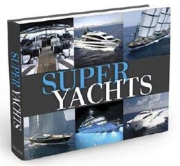 Book Super Yachts by Patrice Farameh
