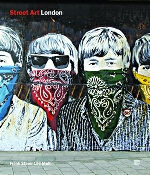 Street Art London by Frank Steam156 Malt