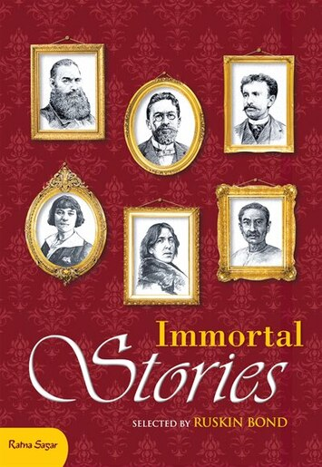 book review of immortal stories by ruskin bond