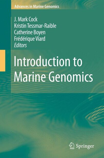 Introduction to Marine Genomics by J. Mark Cock