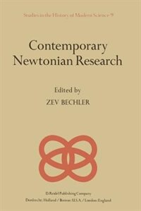 Contemporary Newtonian Research by Z. Bechler