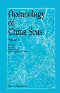 Oceanology of China Seas: Volume 2 by Zhou Di