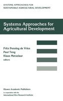 Systems approaches for agricultural development: Proceedings of the International Symposium on…