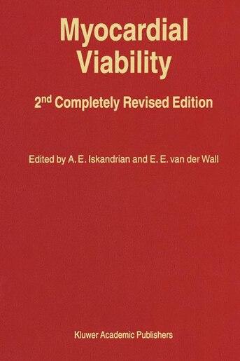 Myocardial Viability by A.E. Iskandrian