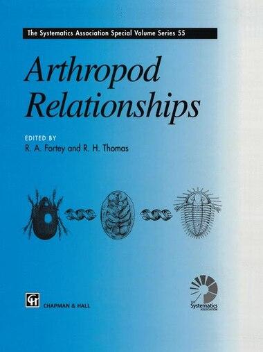 Arthropod Relationships by Richard A. Fortey