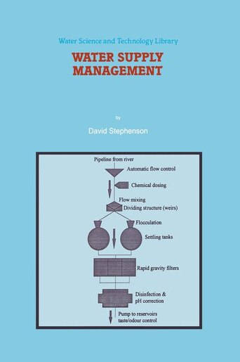 Water Supply Management by D. Stephenson