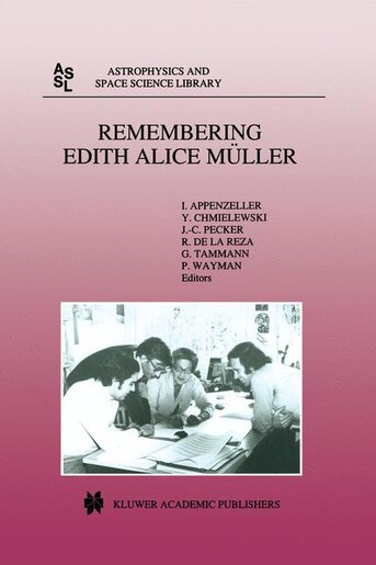 Remembering Edith Alice Muller by Immo Appenzeller