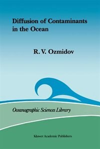 Diffusion of Contaminants in the Ocean by Ozmidov