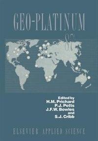 Geo-Platinum 87 by H.m. Prichard