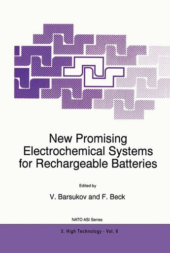 New Promising Electrochemical Systems for Rechargeable Batteries by V. Barsukov