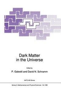 Dark Matter in the Universe by P. Galeotti