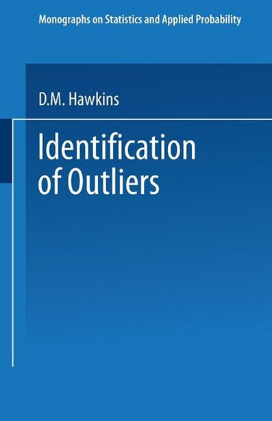 Identification of Outliers by D. Hawkins