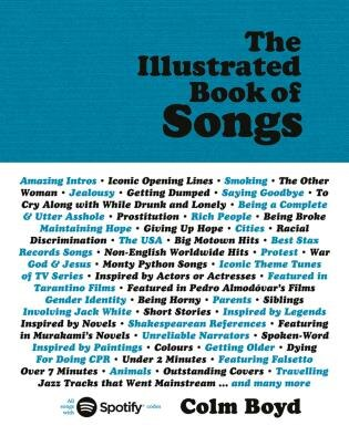 The Illustrated Book Of Songs by Colm Boyd