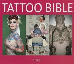 Book Tattoo Bible by Birgit Krols