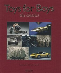 Book Toys For Boys Classics by Nathalie Grolimund