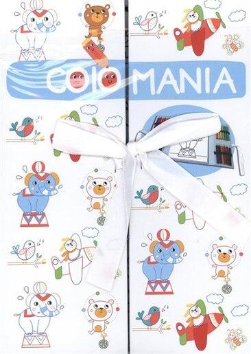 Colomania 4+ bleu pâle by COLLECTIF