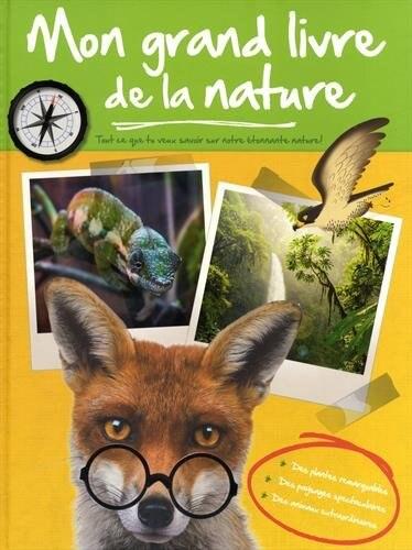 Mon grand livre de la Nature by COLLECTIF
