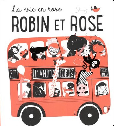 Robin et Rose by COLLECTIF