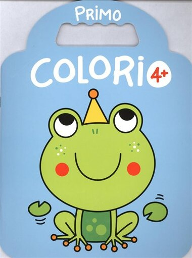 Primo colorio 4+ Grenouille by COLLECTIF