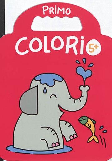 Primo colorio 5+ Eléphant by COLLECTIF