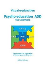 Visual explanation Psycho education  ASD by Colette de Bruin