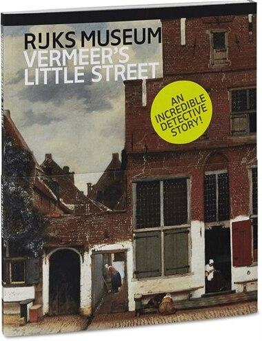 Vermeer's Little Street: A View of the Penspoort in Delft by Frans Grijzenhout