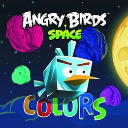 Book Angry Birds Space: Colors Board Book by Artists N/a