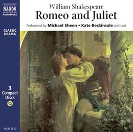 Book Romeo and Juliet: 3 Cd's by William Shakespeare