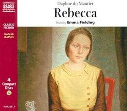 Book Rebecca: 4 Cd's by Daphne Du Maurier