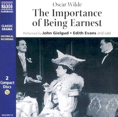 an analysis of the ironies in the play the importance of being earnest by oscar wilde Oscar wilde is best known for his wit, intellectual commentary and irony, whether overt or subtle in the case of his satirical play, the importance of being earnest (hereinafter earnest), wilde uses his gift for puns and irony to create a very blatant ironic comedy.