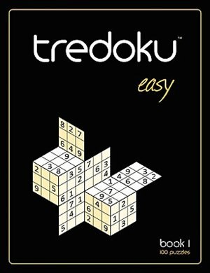 Tredoku Easy Book 1 by Mindome Games