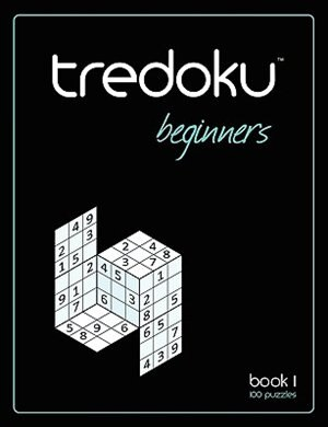 Tredoku Beginners Book 1 by Mindome Games
